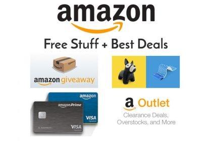 Amazon Free Stuff & Best Deals